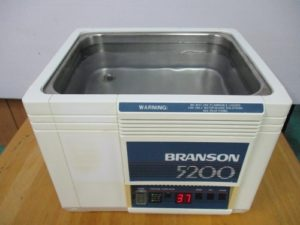 中古品/BRANSON/超音波洗浄装置/5200