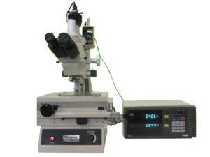 中古品/ユニオン光学/非接触型段差測定機(ハイソメット)