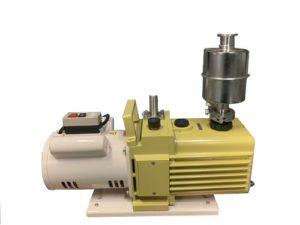 中古品/アルバック/直結型小型油回転真空ポンプ/GCD-136X