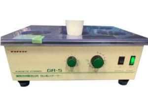 中古品/TAITEC/揮発性物質溶出用スターラー/GR-5