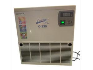 中古品/SIBATA/低温循環水槽クールマンパル/C-330型
