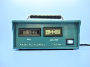 中古品/超音波出力周波数測定器/CWF-200