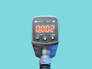 中古品/防水型デジタル圧力計/GC35-174