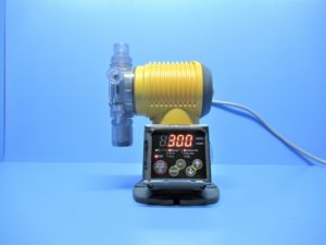 中古品/ソレノイド駆動式ダイヤフラム定量ポンプ/PW-30-VTCET-BWJ