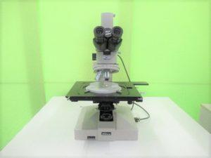 中古品/金属顕微鏡/X6F-NR
