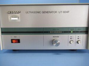 中古品/超音波洗浄機/UT-604F